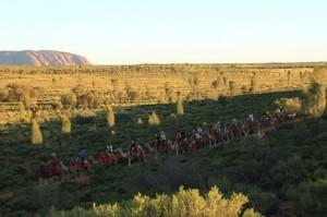 Uluru Camel Ride 119